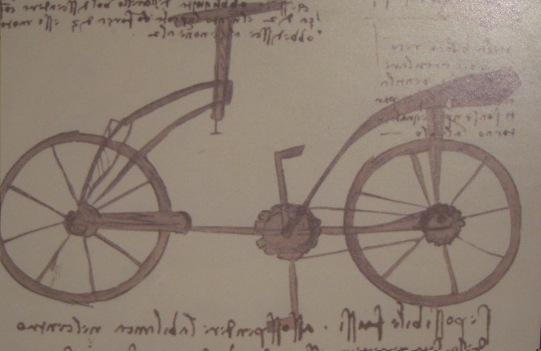leonardo bici